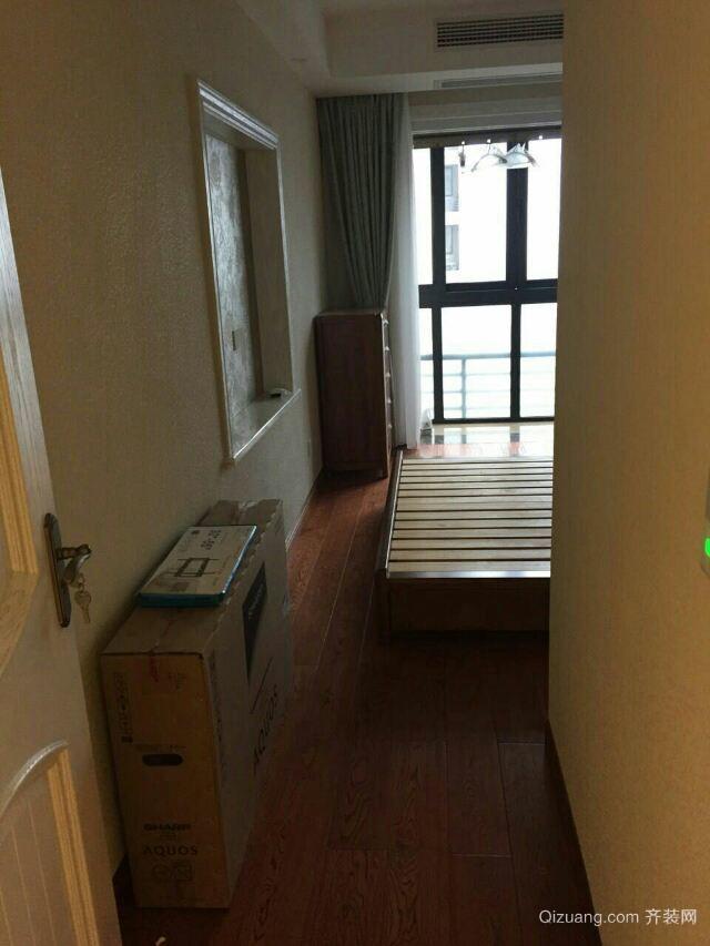 广元公寓现代简约装修效果图实景图