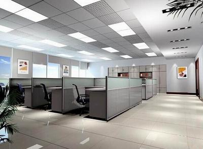 乐昌办公室装修设计案例