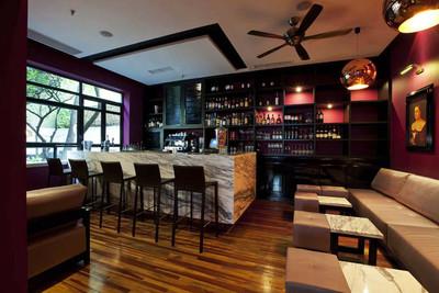 金寨餐厅装修设计案例