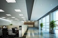 现代简约-产业园办公室