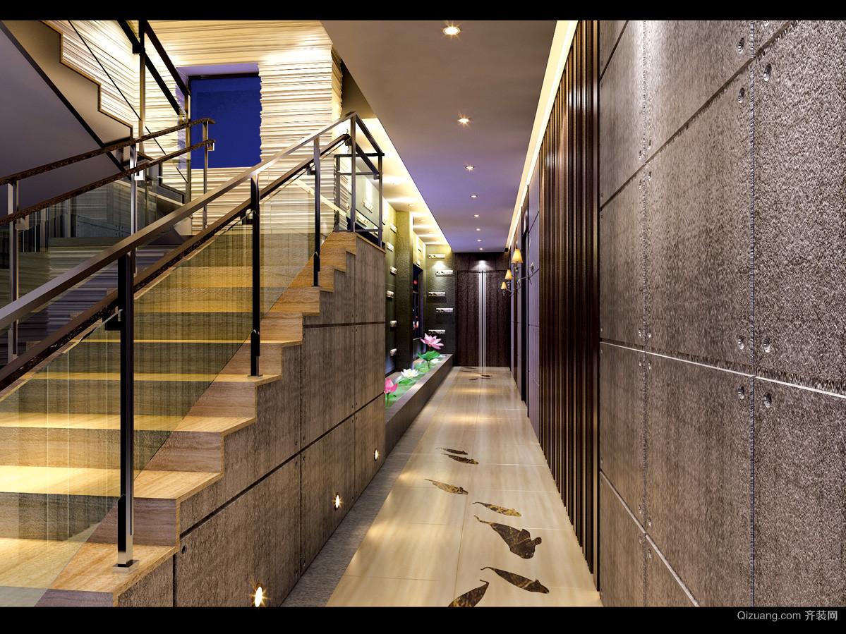 产业大厦现代简约装修效果图实景图