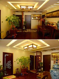 中式风格-金鑫花园