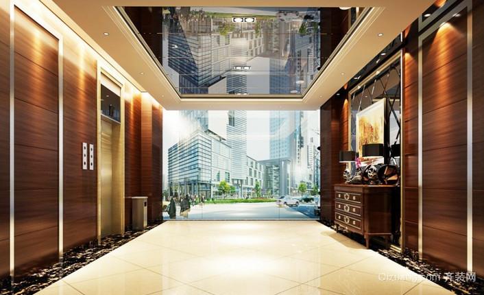 商务宾馆地中海风格装修效果图实景图