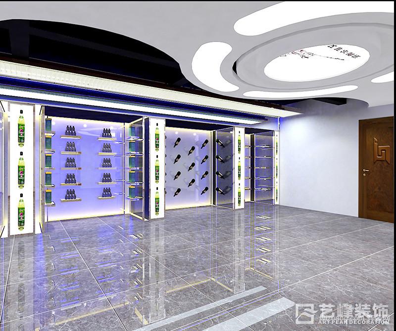 江泉大厦混搭风格装修效果图实景图