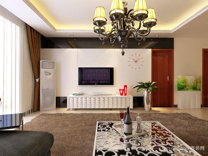 浪漫满屋中式风格装修效果图实景图