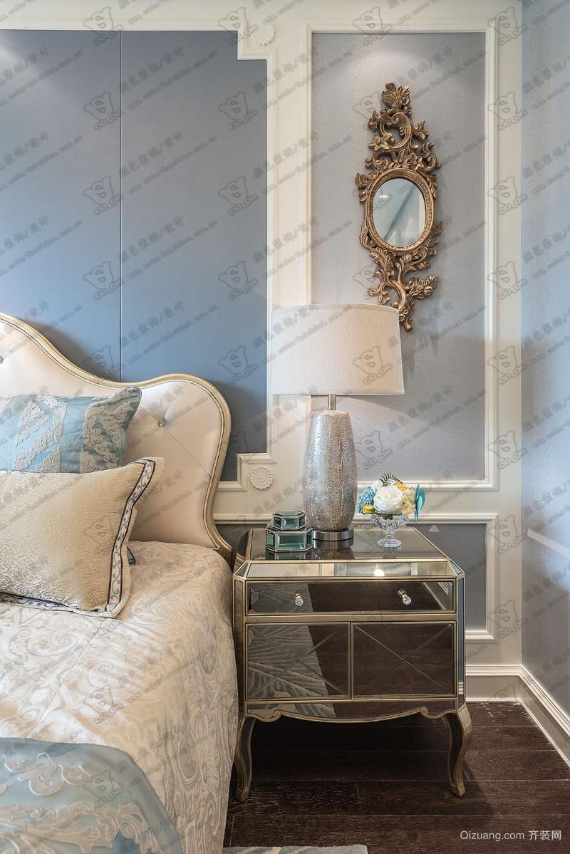 孔雀城别墅欧式风格装修效果图实景图