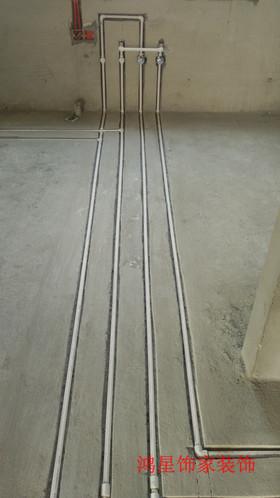 嘉泰 城市花园 水路改造