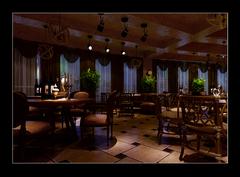 内蒙古乌海市塞纳维拉西餐厅