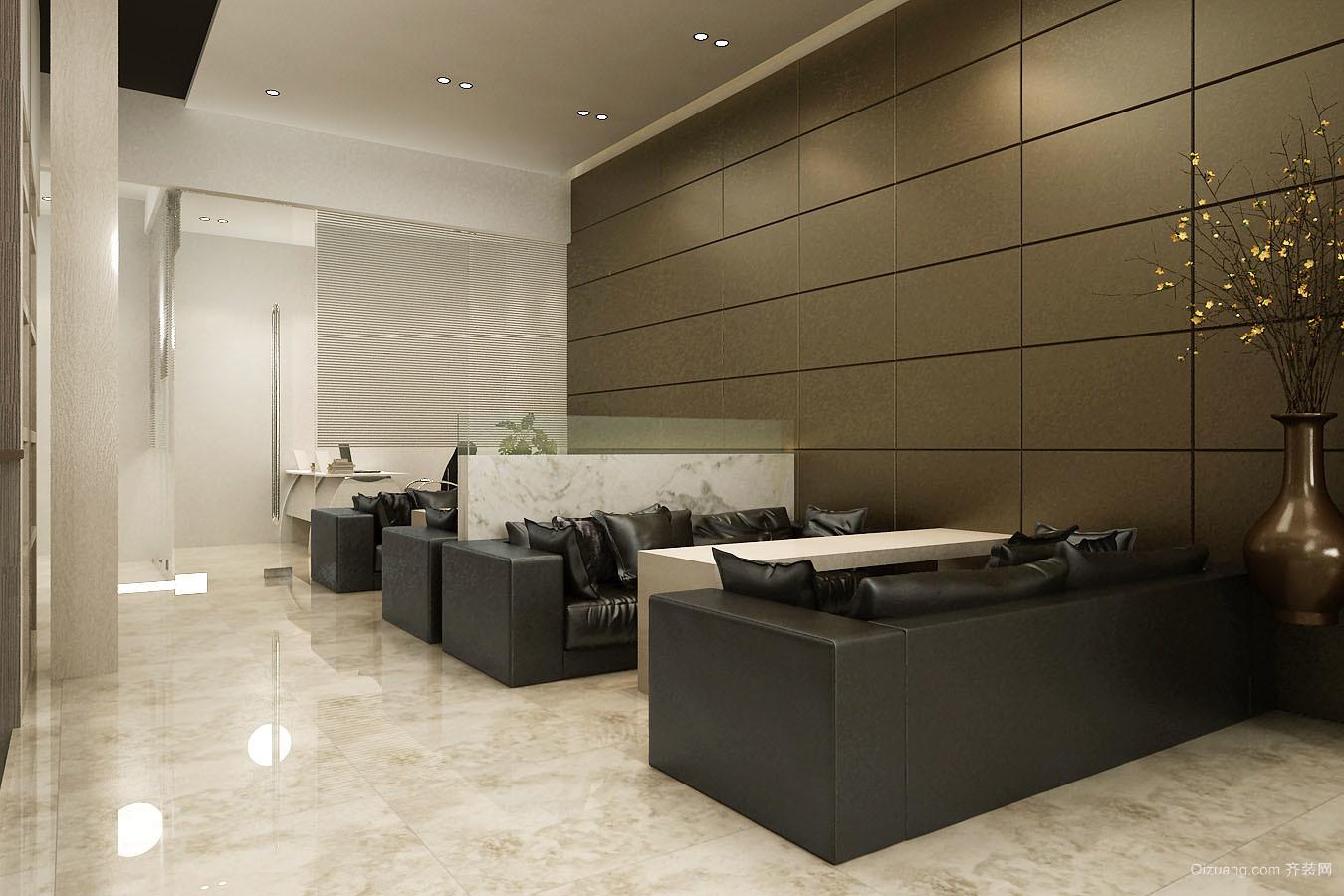 500平米现代简约家装装修图片设计-邢台齐装网溶洞设计的装修图片