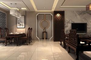120平米普通家装现代简约户型创造魔法v家装-邢装修与图片日式房屋设计图图片