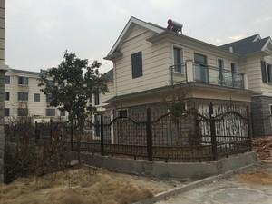 中皇城 别墅装修规划中