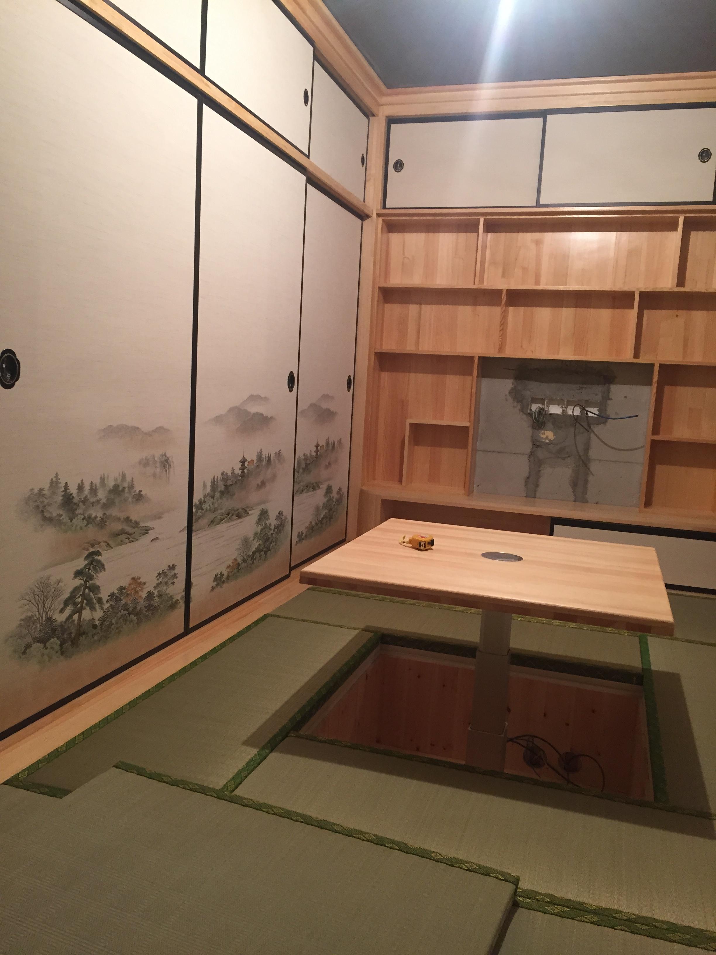 富园景都榻榻米房间实景图混搭风格装修效果图实景图
