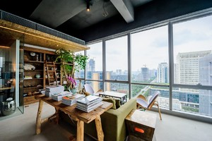 上海良友大厦项目
