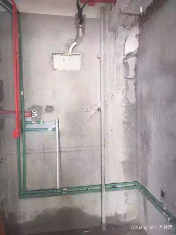 衡山城现代简约装修效果图实景图
