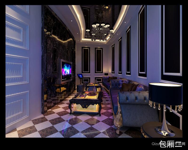 海石湾美式风格装修效果图实景图