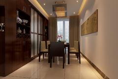 中式风格-牡丹小区