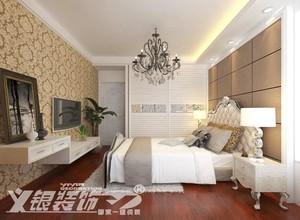 金浩仁和天地135平米三居室设计效果图