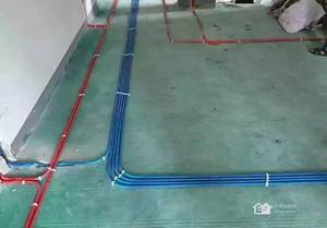 金科廊桥水乡水电完工