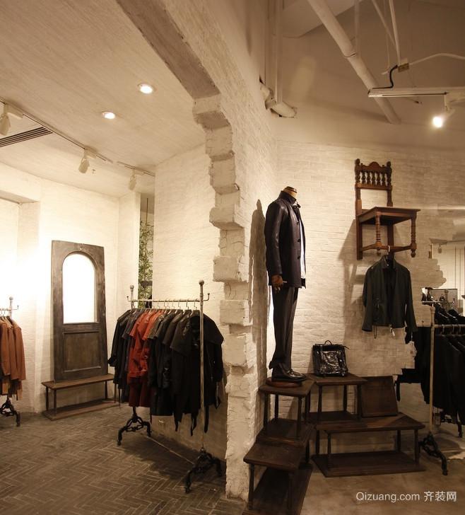 简 时装店混搭风格装修效果图实景图