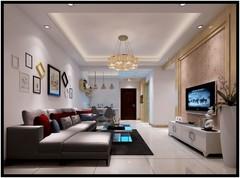 现代简约-莲湖公寓