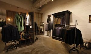 简 时装店
