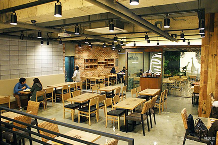 咖啡店其他装修效果图实景图