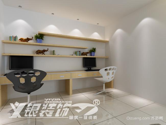 南翔万商奥朵灯具店150平米设计效果图现代简约装修效果图实景图