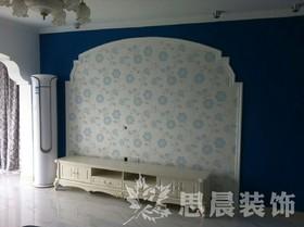 九龍湖新區裝修設計案例