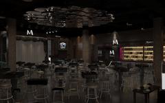美食街酒吧