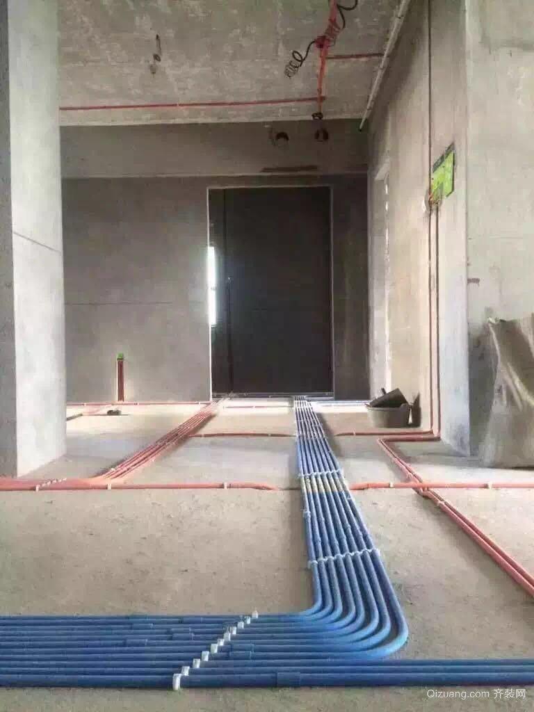 世欧上江城现代简约装修效果图实景图