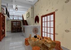 中式风格-红兰名苑