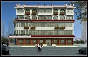 红蚂蚁办公楼