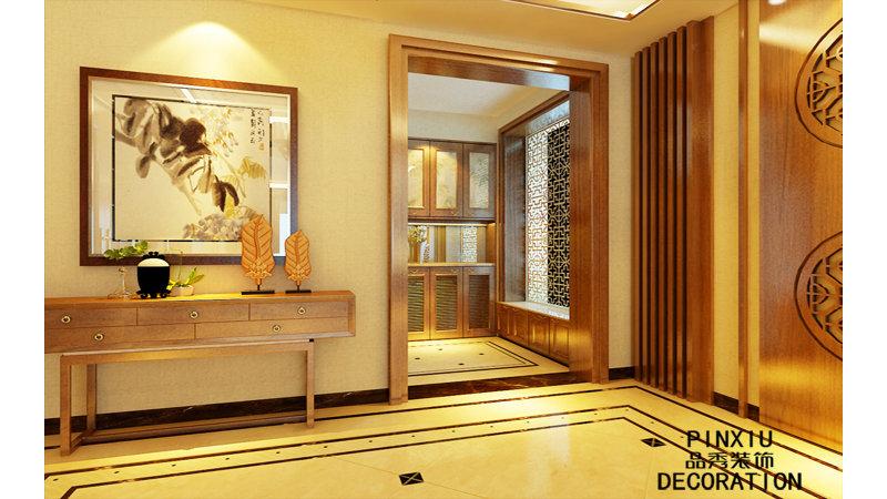 怡和景苑◆中式怀旧中式风格装修效果图