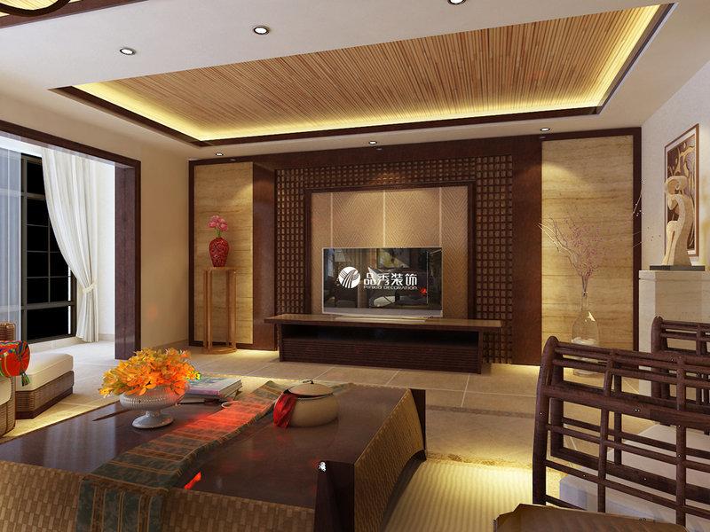 昆华苑◆东南亚风格其他装修效果图