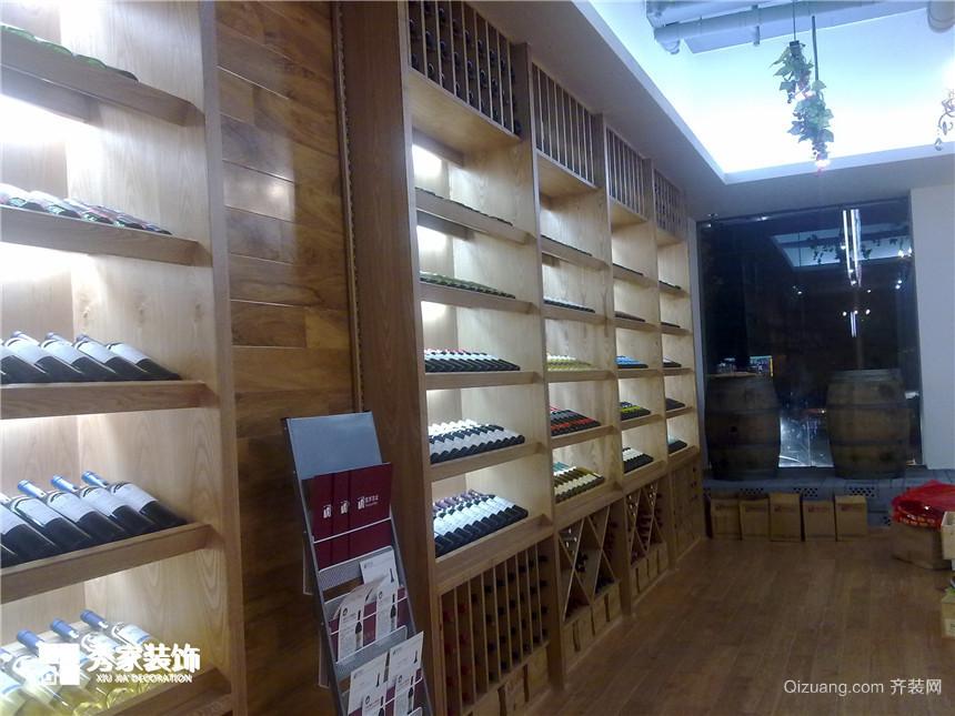 九江湖口酒庄现代简约装修效果图实景图