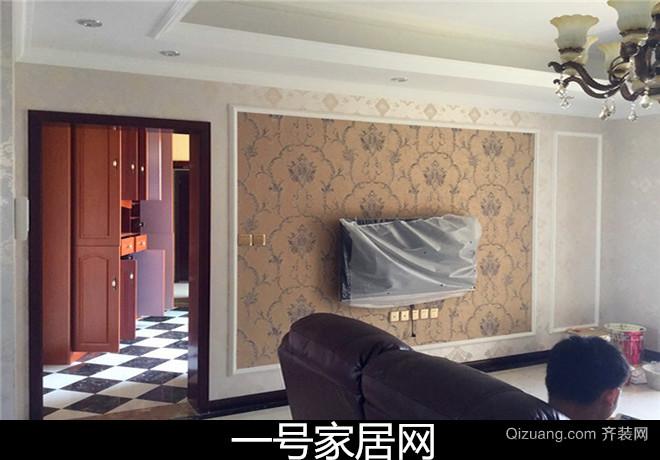 爱加西西里欧式风格装修效果图实景图