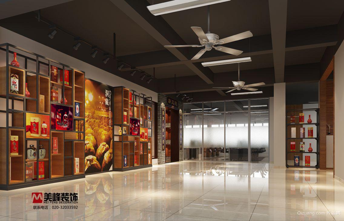 金达创意园中式风格装修效果图实景图