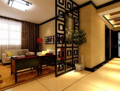 中式风格-万达小区