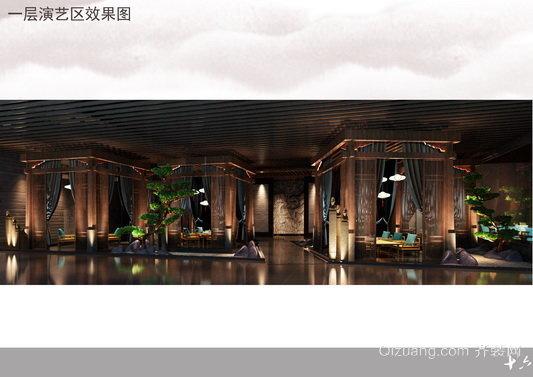 show餐厅其他装修效果图实景图