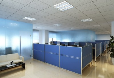 阿坝办公室装修设计案例