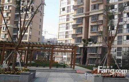 兴竹家园2#1106现代简约装修效果图实景图