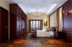 富贵园中式风格装修案例