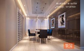 唐山新华联广场138平米现代感的减法