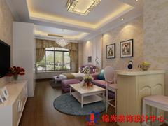 现代简约-中成新世纪公寓