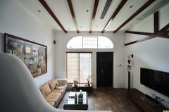 别墅现代简约装修案例