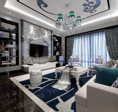 中式风格-钻石湾