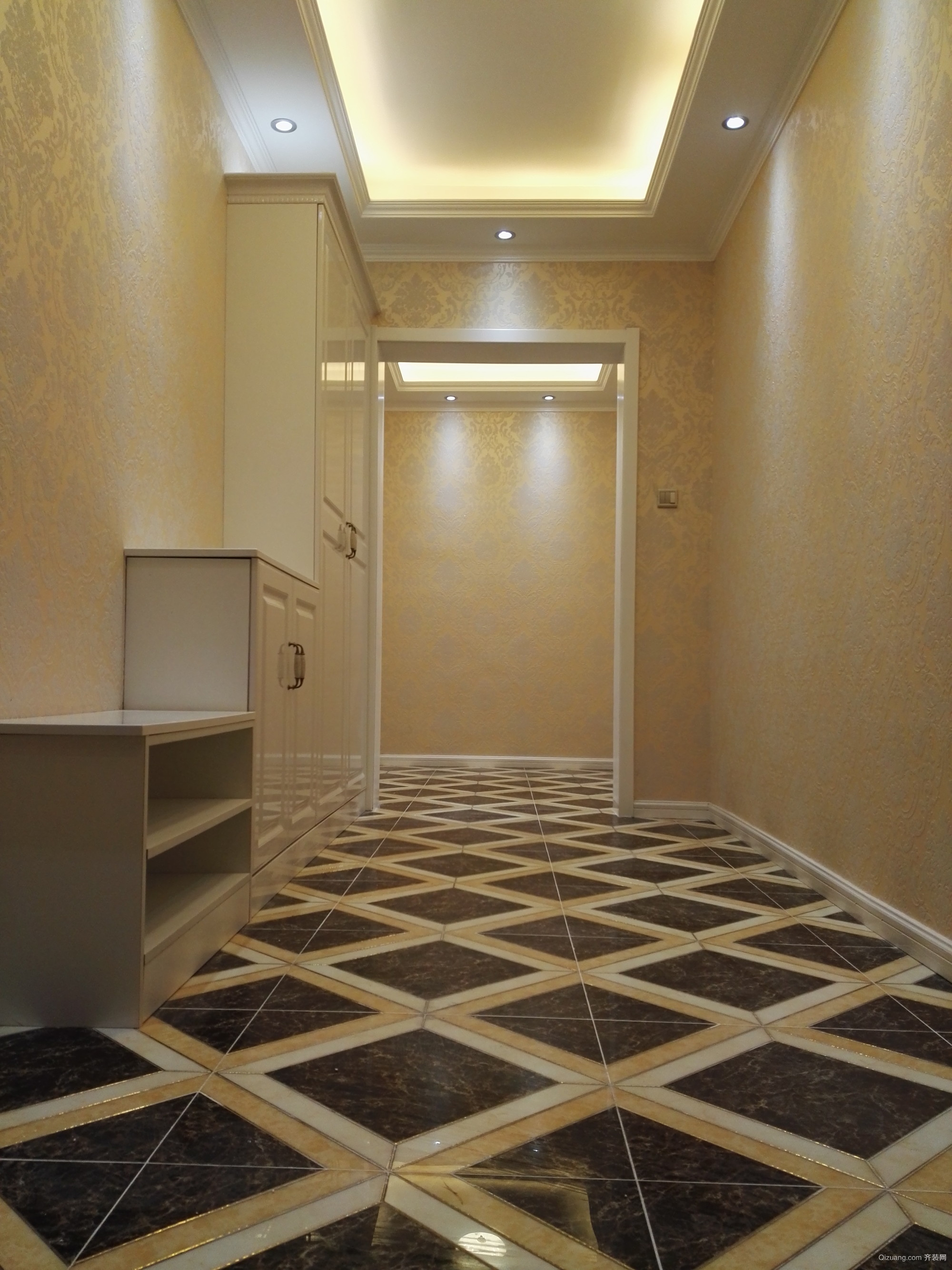 天洋城4代欧式风格装修效果图实景图