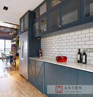 93平米普通户型现代简约家装装修图片设计 无锡齐装网装修效果图