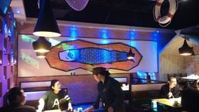 渔乐食尚主题餐厅