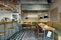 味百VIVA咖啡厅